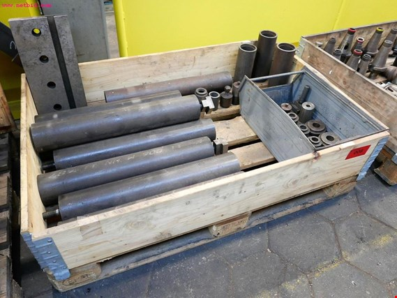Used 1 Posten Clamping material for Sale (Auction Premium)