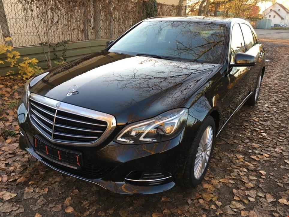 mercedes benz e 220 cdi limousine pkw gebraucht kaufen