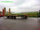 Marte 3A-1030 3-axle low-bed trailer
