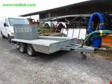 Stedele STA120 central axle low-bed trailer