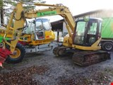 Caterpillar 308C CR crawler excavator
