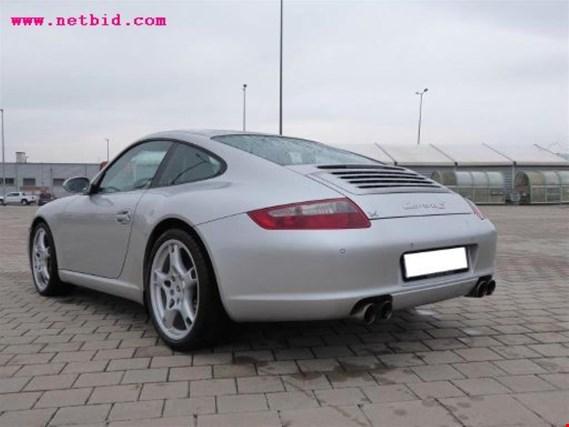 porsche 911 carrera s coupe 3 8 ltr typ 997 pkw. Black Bedroom Furniture Sets. Home Design Ideas