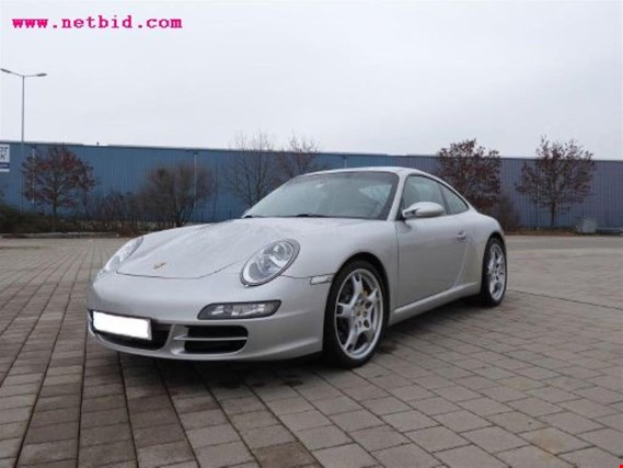 porsche 911 carrera s coupe 3 8 ltr typ 997 pkw. Black Bedroom Furniture Sets. Home Design Ideas