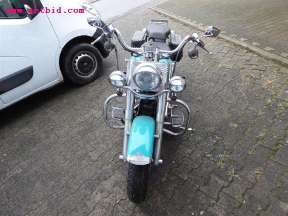 harley davidson fat boy flstf motorrad gebraucht kaufen. Black Bedroom Furniture Sets. Home Design Ideas