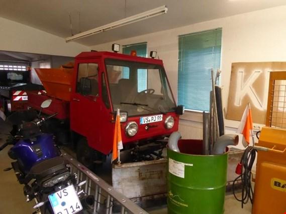Berühmt Used Multicar M25 Winterdienst Kommunalfahrzeug for Sale (Auction @KS_91