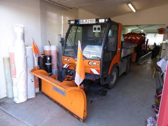 Berühmt Used Multicar Tremo X56 Winterdienst Kommunalfahrzeug for Sale #HC_17