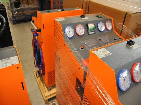 Used Wigam I Cube Klimaanlagenservicegerät R134a und R1234yf for Sale (Trading Premium) | NetBid Industrial Auctions