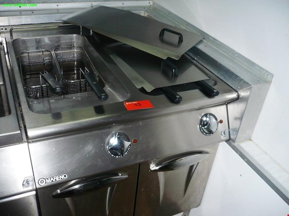 Used Mareno Elektro-Fritteuse for Sale (Trading Premium)