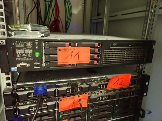 Used HP Proliant DL380G6 Server for Sale (Online Auction)