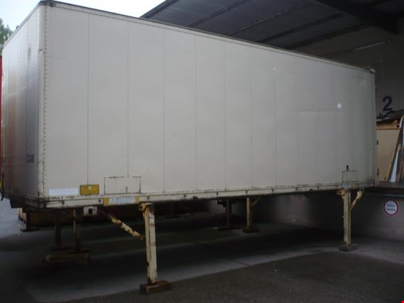 Used Sommer WK03CSC Wechselbrücke for Sale (Trading Premium) | NetBid Industrial Auctions