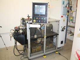 well-maintained D&V starter test benches from the automobile sector  <br>