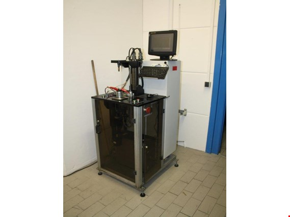 Used D&V Electronics SST-160 Magnetschalter-Testgerät for Sale (Trading Premium) | NetBid Industrial Auctions