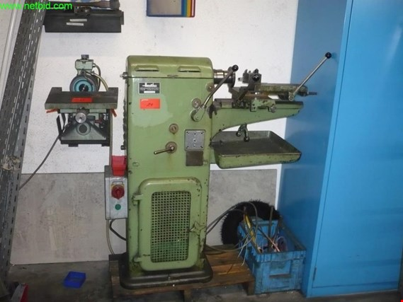 Used Hestika HS/013222/05 Handhebeldrehmaschine for Sale (Auction Premium) | NetBid Industrial Auctions