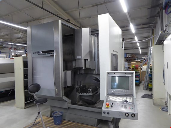 Post auction sale Plant and machinery out of the metalworking sector and  mechanical engineering sector