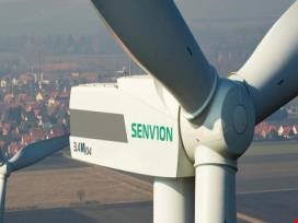 Sale of the no longer needed assets formerly used by an international manufacturer of wind turbines