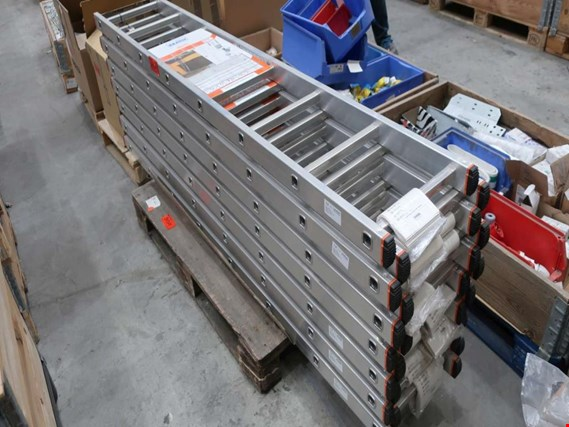 Krause 13 Aluminium ladders 3.XM (Auction Premium) | NetBid ?eská republika