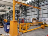 Vetter MOB1,25-5,0 Column mounted slewing crane