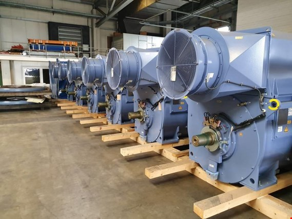 Used Siemens JFRA-560SR-06 generator for Sale (Trading Premium) | NetBid Industrial Auctions