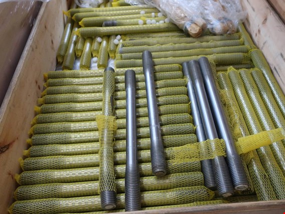Used M36 x 450 lot blade bolts/tension bolts for Sale (Trading Premium) | NetBid Slovenija