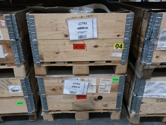 Used 42-ISO7089-tZn lot washers Ø 42 mm for Sale (Online Auction) | NetBid Slovenija