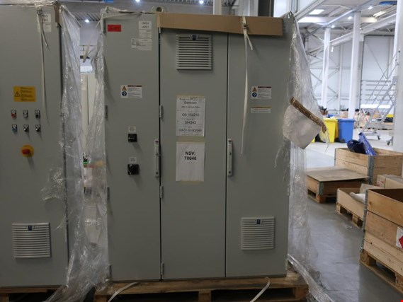 Used SSB Windsystems Low Voltatic Distribution 60 Hz Niederspannungsverteilanlage for Sale (Trading Premium) | NetBid Slovenija