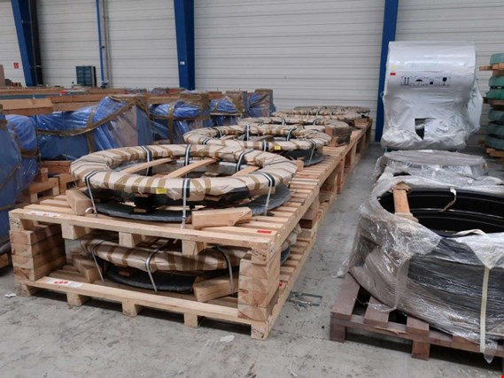Used Mounting kit rotor shaft 3.XM EBC for Sale (Auction Premium) | NetBid Slovenija