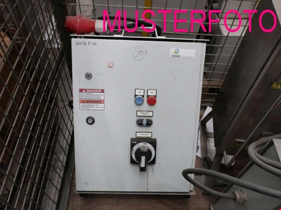Used Bilfinger Steuerbox for Sale (Trading Premium) | NetBid Industrial Auctions