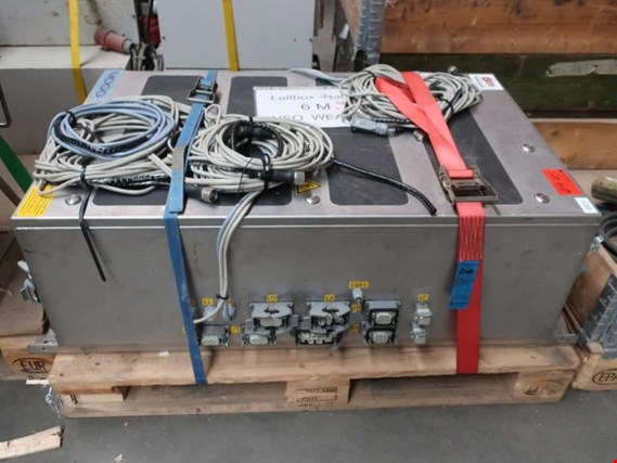 Used Moog Leitbox Nabe 6M for Sale (Trading Premium) | NetBid Industrial Auctions