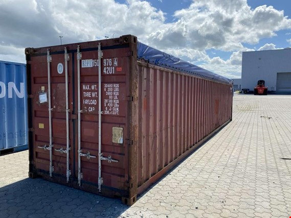 Used 40´-Seecontainer for Sale (Trading Premium) | NetBid Slovenija