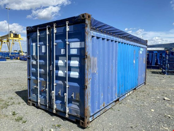 20´-Seecontainer (Opentop) (Online Auction) | NetBid España