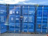 Standardbox 20´-Seecontainer