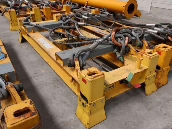 Used Set of lifting crossbars Leaf frame RE63.5/LM63.5 for Sale (Auction Premium) | NetBid Industrial Auctions
