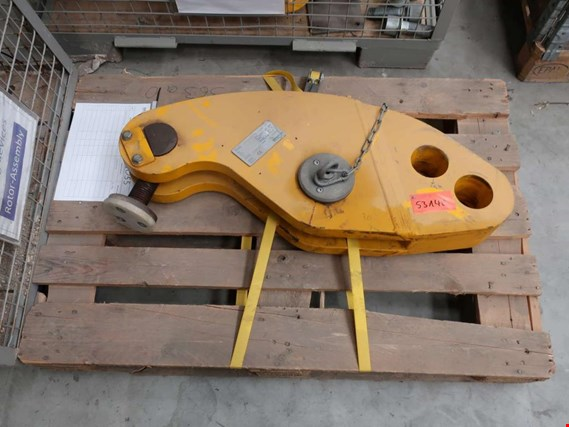Used Karl Wrede Rotor star traverse 3.XM for Sale (Trading Premium) | NetBid Industrial Auctions