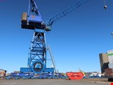 Peiner VDS H 900 Harbour full gantry crane - subject to surcharge!
