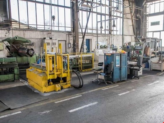2 coil slitting lines – continuous