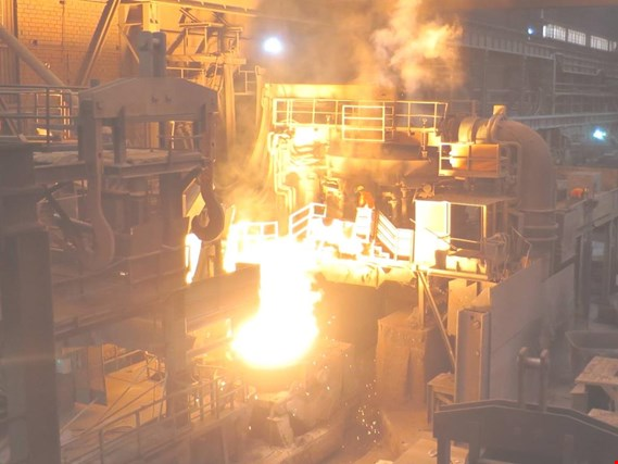 Europes leading foundry in machine casting for hot gas-carrying parts
