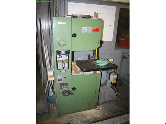 Used Knuth VB 360 metal band saw for Sale (Auction Premium) | NetBid Industrial Auctions