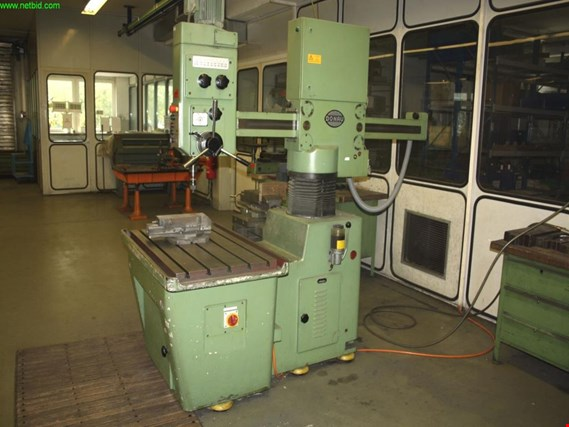 Used Donau DR 32 Z high-speed radial drilling machine for