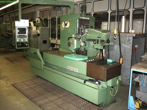 Used FPT LEM 2,5 EX CNC plano-milling machine for Sale (Trading Premium) | NetBid Industrial Auctions