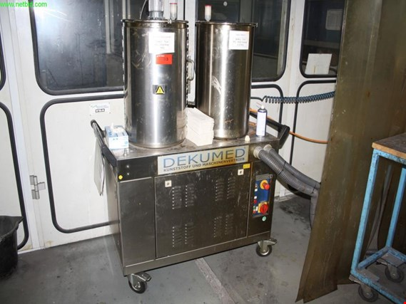 Used Dekumed Unidos 200 2K mixing system for Sale (Auction Premium)