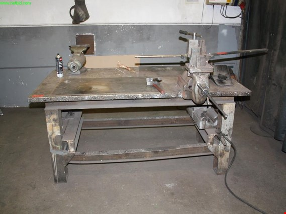 welding table kupisz używany(ą) (Auction Premium)