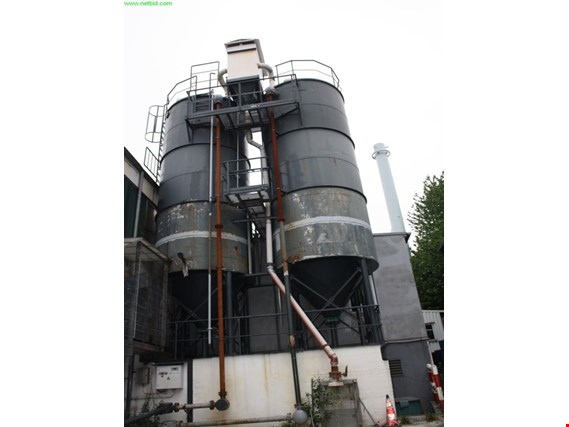Used 2 core sand silos for Sale (Trading Premium)