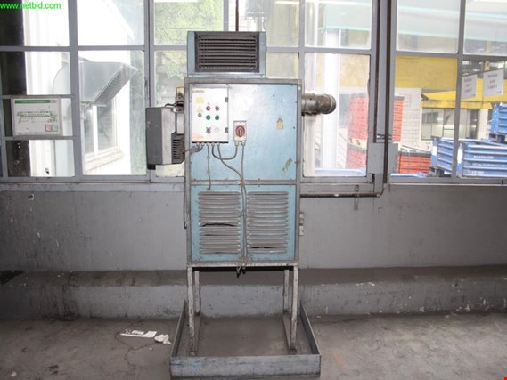Used AL-KO Ak 40 S indoor heater for Sale (Trading Premium)