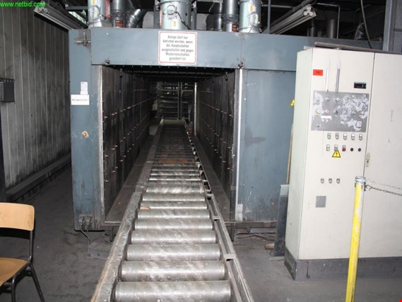 Used MWT CK 30/III/2 microwave drying system (1) for Sale (Auction Premium) | NetBid Industrial Auctions