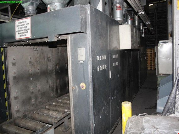 Used MWT CK 30/III/2 microwave drying system (1) for Sale (Auction Premium)
