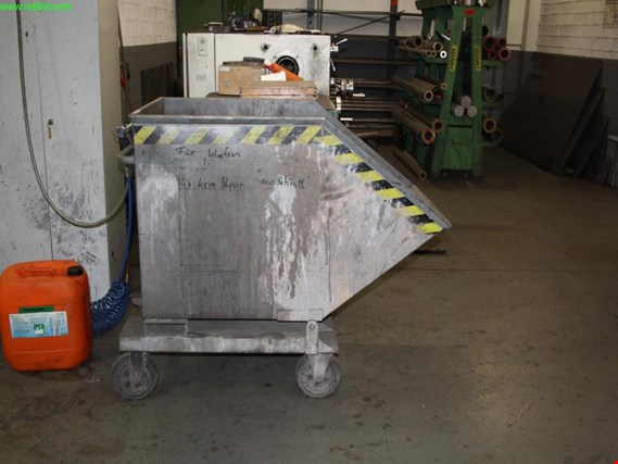 Used Gaerner chip trough for Sale (Auction Premium)