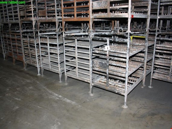 Used 200 core storage racks for Sale (Trading Premium)
