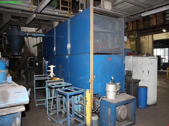 Used Disa Disamatic 2013 MK 3-A automatic boxless moulding plant (Disa1) for Sale (Trading Premium)