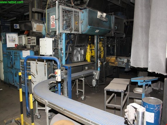 Used Disa Disamatic 2013 MK 3-A automatic boxless moulding