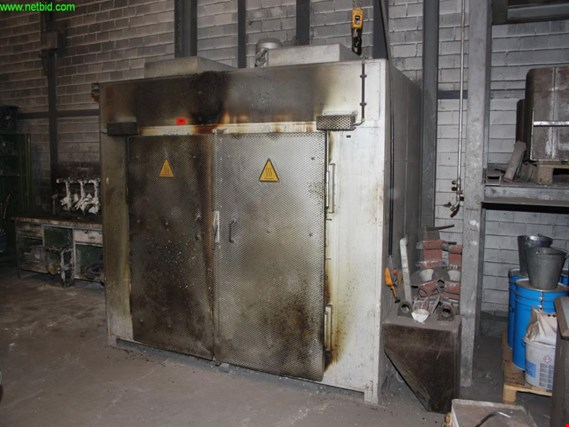 Used L.E.N.A. KO/eu-1600/1500/120 mould drying furnace for Sale (Trading Premium)